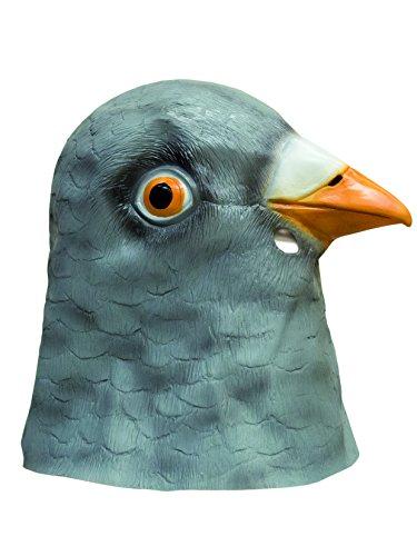 Taubenmaske für Erwachsene (Kostüm Nase Vogel Schnabel)