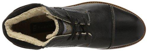 Bugatti 311180511010, Bottes Classiques Homme Noir (Black/ Taupe)