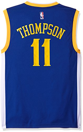 a9553fe3c1ae adidas NBA Golden State Warriors Klay Thompson  11 Men s Road ...