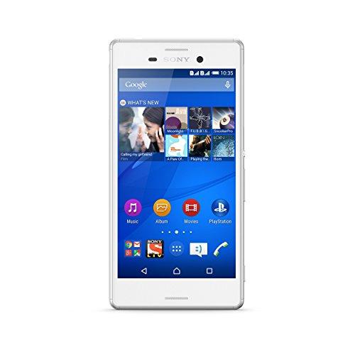 Sony Xperia M4 Aqua Dual (White, 16GB) image
