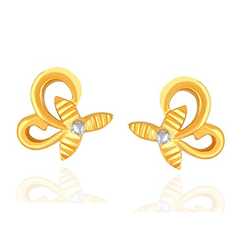 Giantti Diamant pour femme Boucles d'oreilles à tige (0.1902CT, qualité HSI, Gh-colour)