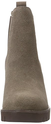 Tommy Hilfiger P1285aola 1b, Bottes Classiques femme Marron - Braun (Mink 906)