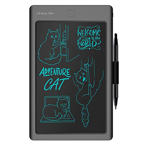 YXFYXF 8,6-Zoll-LCD-Schreibtafel Elektronische Schreibtafel Digital Drawing Board Grafische Handschrift Pad Tablet Langlebig