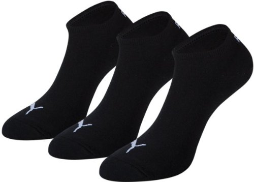 PUMA Sneaker Invisible 12er Pack,schwarz,EU 43-46