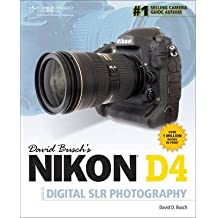 BY Busch, David ( Author ) [ DAVID BUSCH'S COMPACT FIELD GUIDE FOR THE NIKON D4/D4S (DAVID BUSCH'S COMPACT FIELD GUIDES) ] Oct-2014 [ Spiral ]