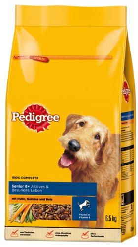 Pedigree Complete Trocken Senior 6,5kg (Ballaststoffe Prebiotische)