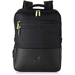 Munich Backpack City Business Negro, Bolsa para portátil para Hombre, (Black), 13.0x41.0x31.0 cm (W x H x L)