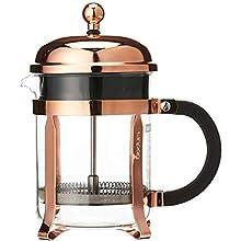 BODUM Chambord 4 Cup French Press Coffee Maker, Copper, 0.5 l