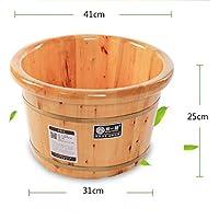 XWQ Piede Barrel / Salute piede barile / Cedar piede di barili / Household piede barilotto / Massaggio Benna Con coperchio 25 centimetri