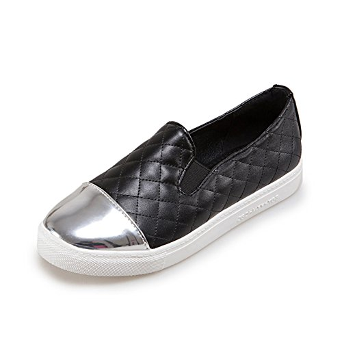 chaussures de mode profond/Chaussures paresseux/Chaussures plates occasionnelles/Chaussures de l'étudiant A