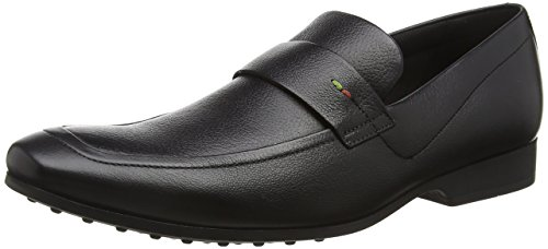 Kickers Men's Ranlyn Slip Loafers, Black (Black), 9 UK 43 EU
