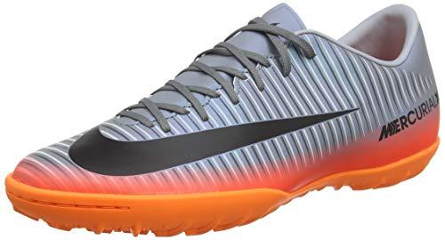Nike Unisex-Erwachsene Mercurial X Victory VI CR7 TF 852530 001 Sneaker, Mehrfarbig (Indigo, 43 EU