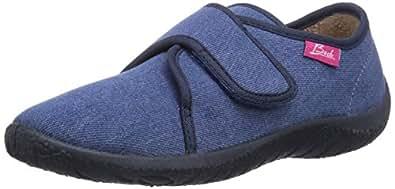 Beck Bubblegummers Basic jeans 550, Jungen Hausschuhe, blau, EU 25