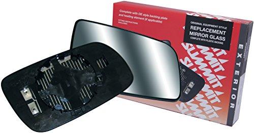 Preisvergleich Produktbild Summit Schutzbeschlag SRG - 745BH Ersatz-Spiegel, beheizt, mit Bodenplatte
