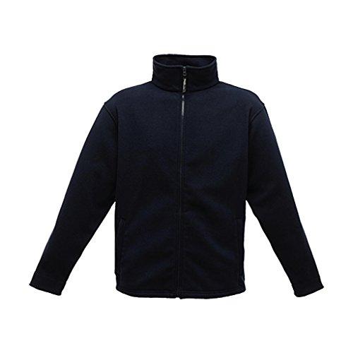 Regatta Herren Thor 350 Fleece-Jacke mit Reißverschluss Marineblau