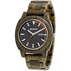 Wooden Watch Wewood MOTUS Army