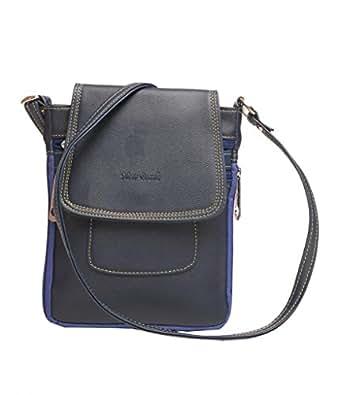 New Pearls Women's Sling Bag (BLUE)