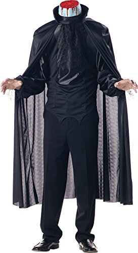 Generique - Kostüm Mann ohne Kopf L (42/44)