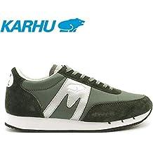 Karhu - Zapatillas de Sintético para Hombre Verde Verde Silver