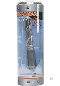 Godes anaux : Gode anal Gode Poignee Silicone Drill Bit