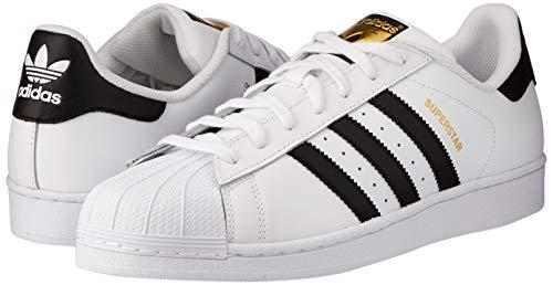 adidas Superstar, Herren Sneakers, Weiß - 6