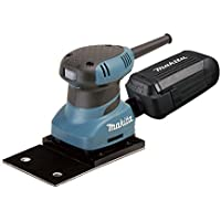 Makita BO4566 - Lijadora orbital 200W 14000 rpm 100x164 mm 1.2 kg