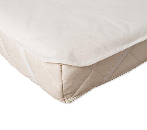 Orgánicos Naturalmat Protector de colchón impermeable Stokke Sleepi, 67x 126cm