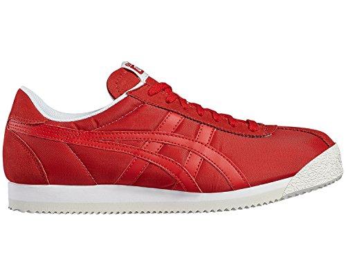 Zapatilla ASICS D747N-2323 TIGER RED CORSAIR Rosso