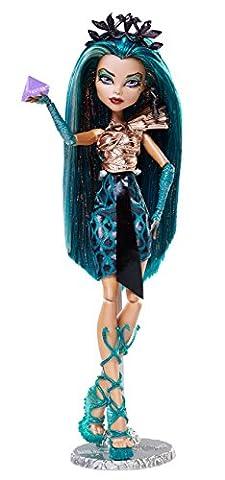 Monster High - Ckc65 - Poupée Mannequin - Nefera - Gala Boo York Boo York
