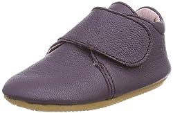 Däumling Baby Mädchen Lissi Sneaker, Violett (Laya Fiesole 20), 22 EU
