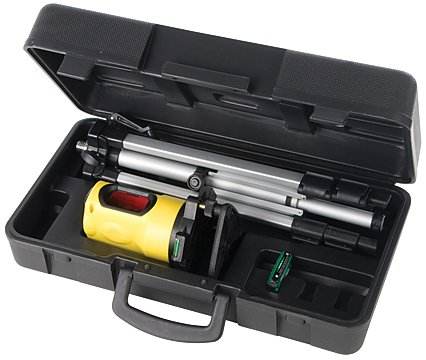 silverline-245028-coffret-niveau-laser-automatique-portee-de-10-m