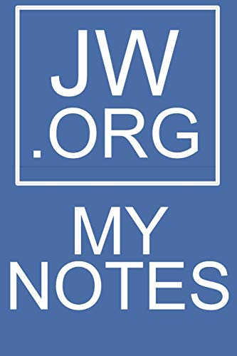 JW ORG My Notes