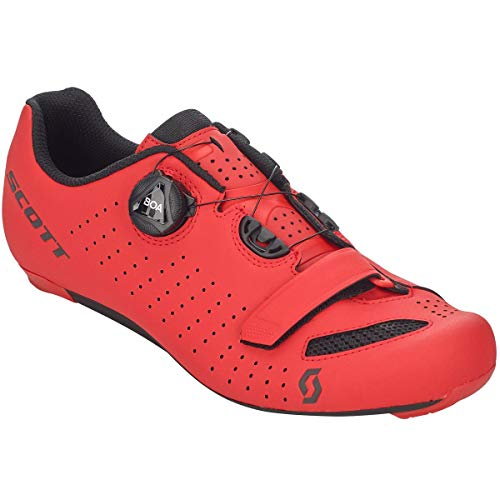Scott Road Comp Boa Rennrad Fahrrad Schuhe rot 2020: Größe: 47