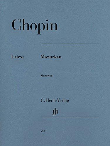 Mazurkas - Piano