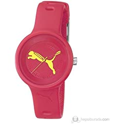 Puma Slick Quartz Rubber Watch PU910682016