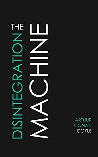 the-disintegration-machine-english-edition