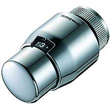 MNG Thermostatkopf Honeywell Thera 200 Design weiß//chrom T4021
