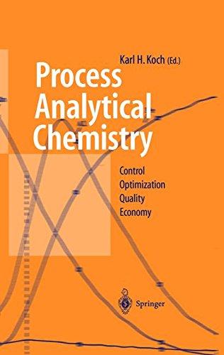 PROCESS ANALYTICAL CHEMISTRY. : Control, Optimization, Quality, Economy