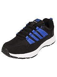Campus Men 3G-8231 Black Running Shoes