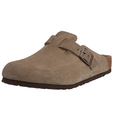 Birkenstock, Chaussures mixte adulte - Taupe, 38 EU