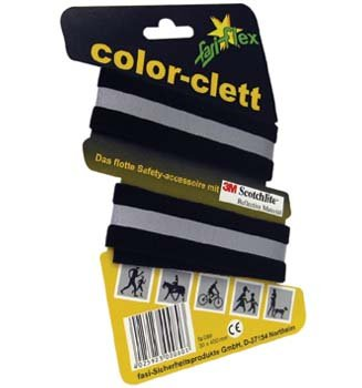 FASI Reflective Safety Band Mixed Colours