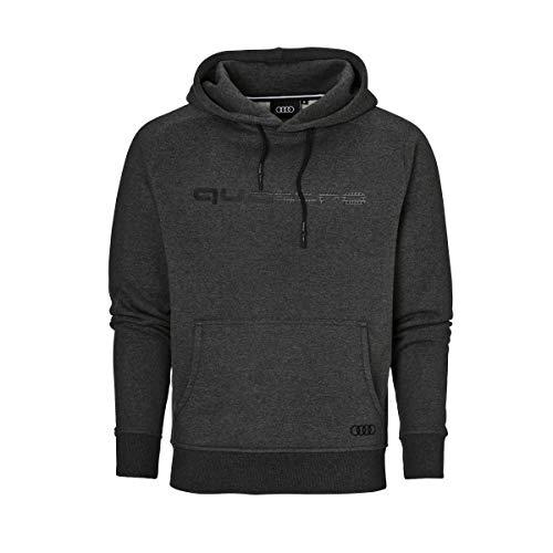 Audi collection - Sweat-Shirt à Capuche - Homme Gris XXL