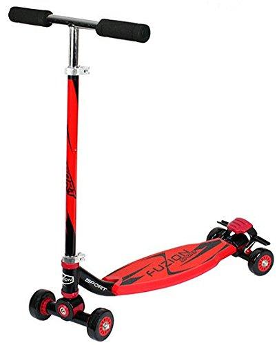 city-scooter-roller-4-rad-kinderroller-alu-neu-rot-gelb-pink-camouflage-rot