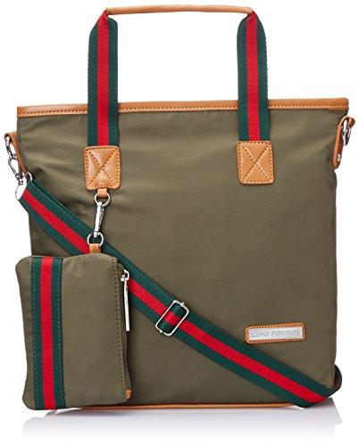 Lino Perros Women's Handbag (Olive Green)