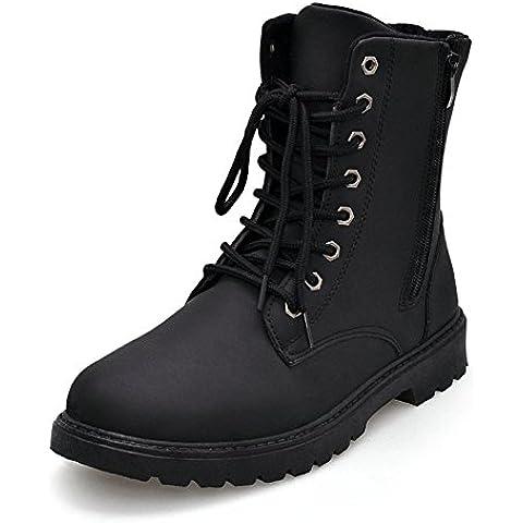 Stivali da pioggia autunno/inverno uomo/ trend maschile stivali in Inghilterra/Desert