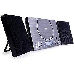 Denver 5010 - Microcadena (estéreo), Negro