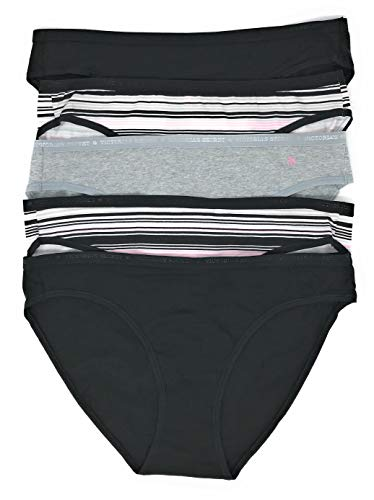Victoria's Secret Bikini Panty 5er Set - - Mittel - Logo Secret Set Victorias