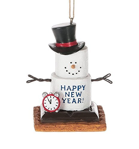 Midwest-CBK S 'Mores Happy New Year Ornament