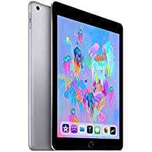 "Apple iPad 9,7"" Display Wi-Fi 128GB - Space Grau (Generalüberholt)"