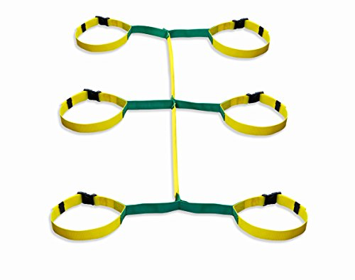 Hand Übung Web (Walkodile Safety Web (6 Kinder) – Laufleine, Laufseil für Kinder, Sicherheitsleine für Kids)